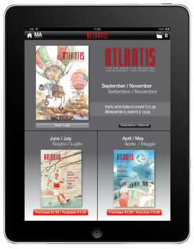ATLANTIS MAGAZINE on iPad! - ATLANTIS